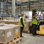 Cat electric lift trucks