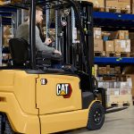 48V electric forklift