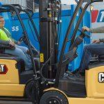 48V lift trucks